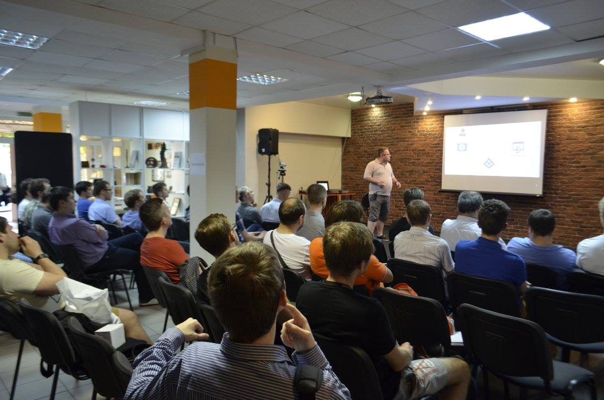 Belarus Azure User Group Meet-up June, 2016