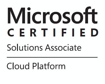 MCSA Cloud Platform Logo