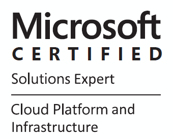 MCSE Cloud Platform and Infrastructure Logo