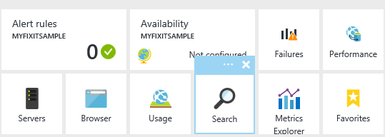 Search tool icon